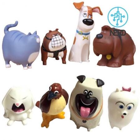 شخصیت های secret life of pets – برند Disney