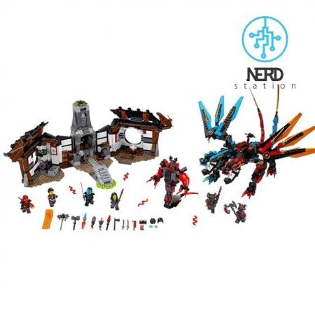 نینجاگو(Ninja) – برند Lepin