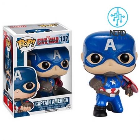  Captain America - برند Funko