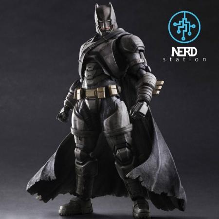 اكشن فيگور بتمن زرهى – Batman Armored – برند Play Arts