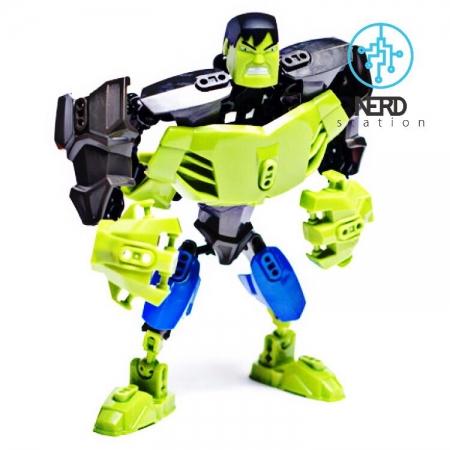 شخصیت هاى باینیکل لگوایى – Bionicle Series – هالك