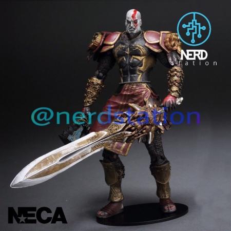 اکشن فیگور کریتوس خداى جنگ – God of War – برند NECA