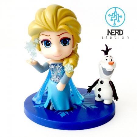 Elsa & Olaf