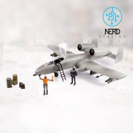 بمب افکن A-۱۰A تاندربلت