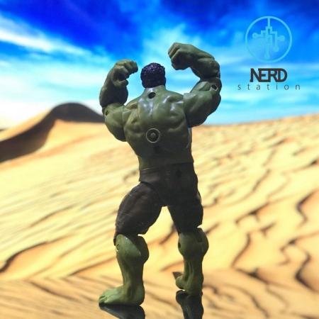 فیگور مفصلی هالک Hulk