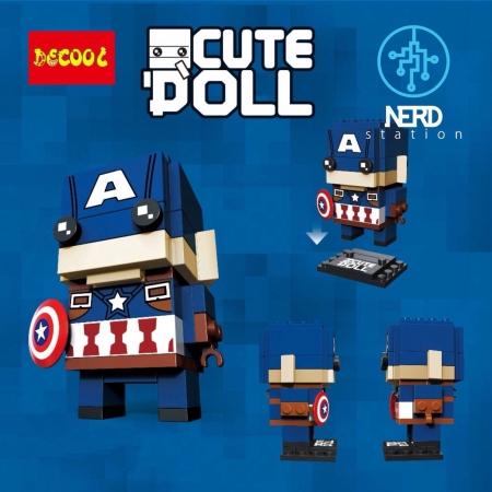 کاپیتان آمریکا Cute Dolls