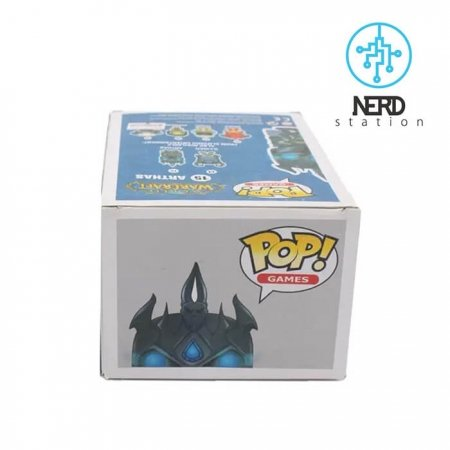 فانکو پاپ Funko Pop Arthas سری World of Warcraft