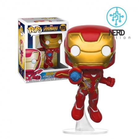 فانکو پاپ Funko Pop Ironman سری Avengers infinity wars