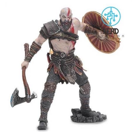 فیگور کریتوس Kratos God of War 4