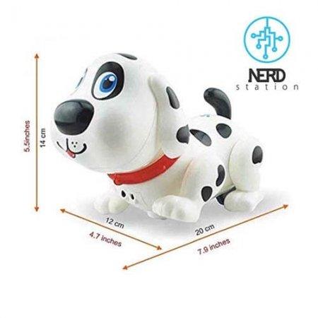 روبات سگ متحرک سایز