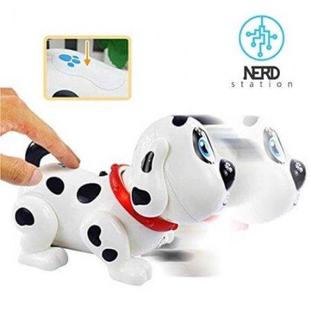 روبات سگ متحرک سنسور