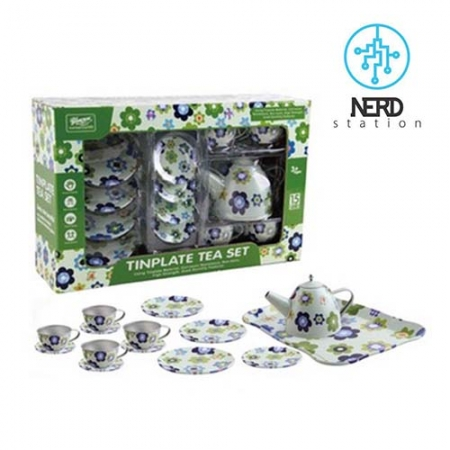 Tinplate Tea Set