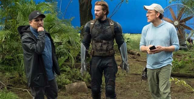 کارگردان Avengers: Endgame