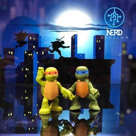 اکشن فیگور لاکپشت های نینجا