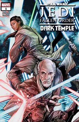 کمیک پیش درآمد بازی Star Wars Jedi: Fallen Order به زودی منتشر خواهد شد