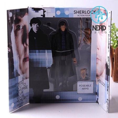 اکشن فیگور شرلوک 5