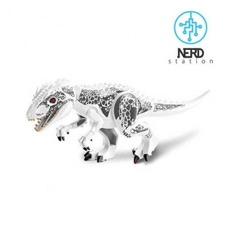 دایناسور بزرگ مفصلی سفید 1