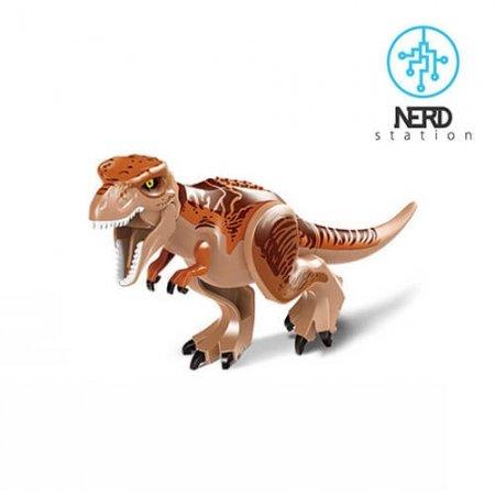 دایناسور بزرگ مفصلی قهوه_ایی 1