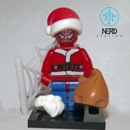 شخصیت اسپایدرمن بابانوئل