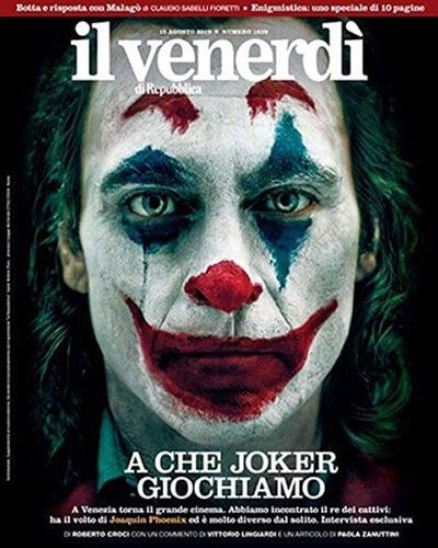 پوستر جدید فیلم جوکر