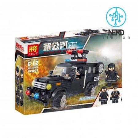فروش ماشین پلیس ضد شورش