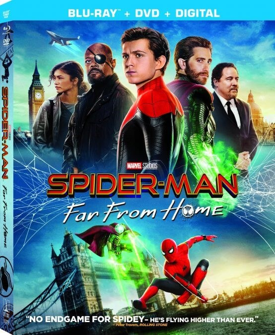 نسخه خانگی Spider-Man