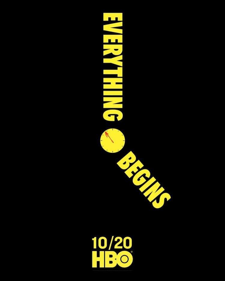 پوستر تبلیغاتی سریال Watchmen