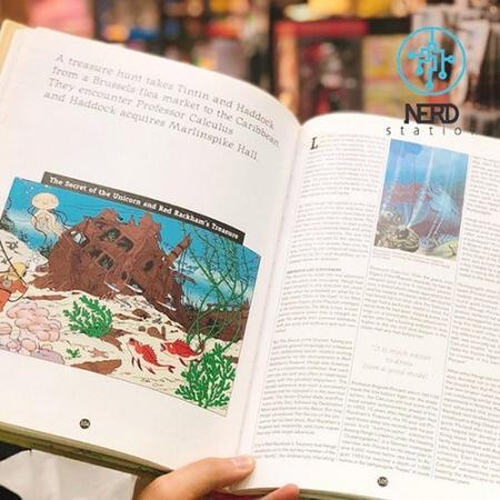 فروش کتاب تن تن همراه کامل