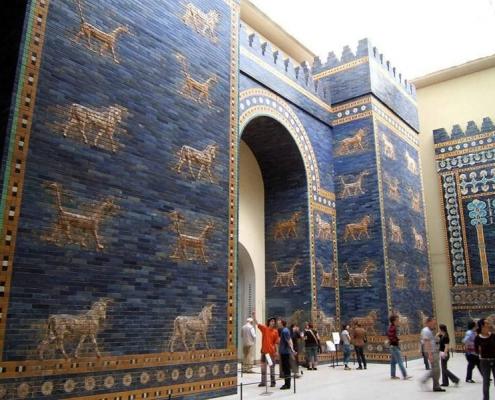 شهر باستانی بابل