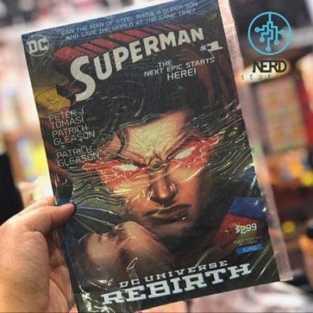 فروش کتاب کمیک سوپرمن