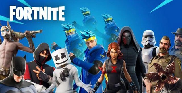 کراس اور بازی Fortnite و فیلم جدید هارلی کویین