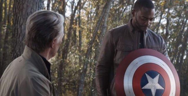 بازگشت سپر کاپیتان آمریکا