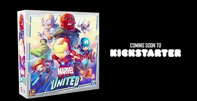 بازی رومیزی Marvel United