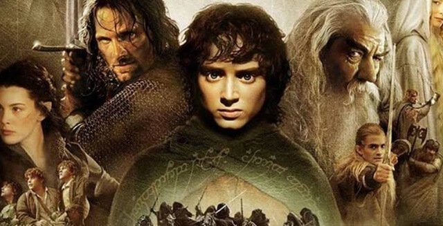 بدلکار سریال The Lord of the Rings