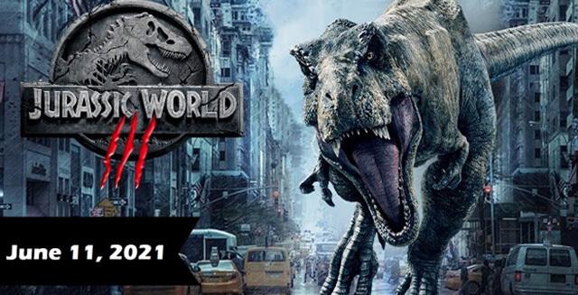 فیلم Jurassic World 3