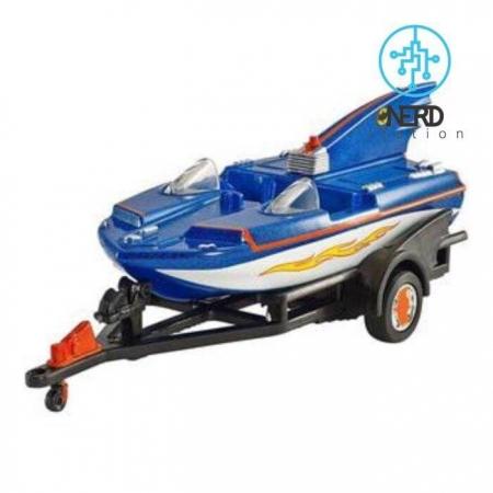 خرید قایق بتمن روی تریلر