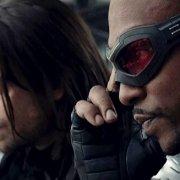 فیلمبرداری سریال The Falcon and the Winter Soldier
