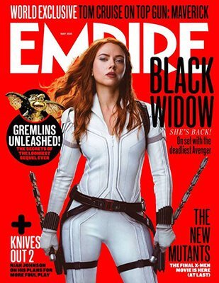 عقب افتادن اکران فیلم Black Widow