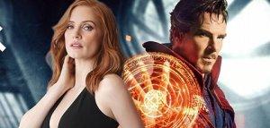 چرا جسیکا چستین پیشنهاد بازی در فیلم Doctor Strange را رد کرد؟