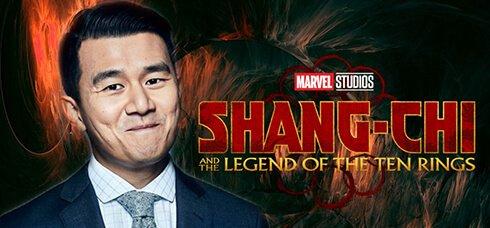 رونی چینگ در میان بازیگران فیلم Shang-Chi and The Legend of the Ten Rings