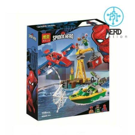 قیمت لگوی مرد عنکبوتی و دکتر اختاپوس - دزدی الماس