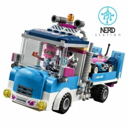 خرید لگوی کامیون تعمیر و نگهداری فرندز