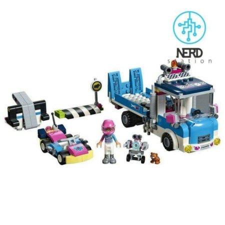 خرید لگو کامیون تعمیر و نگهداری فرندز سری دخترانه
