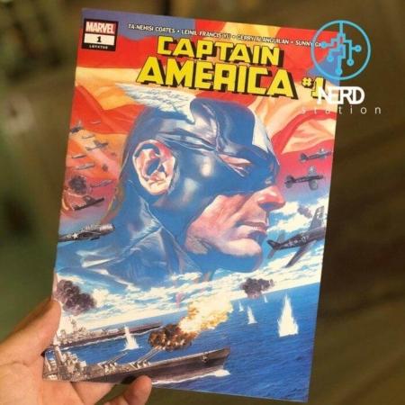 قیمت کمیک کاپیتان آمریکا