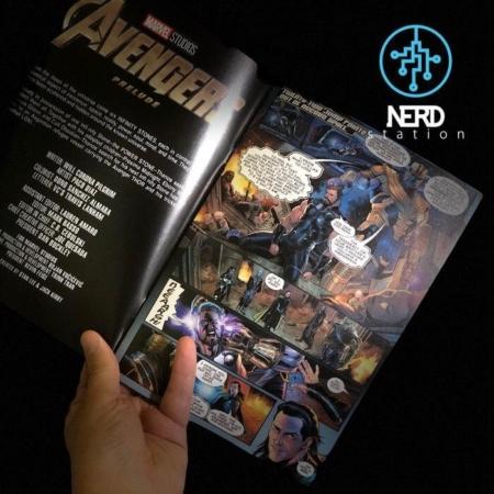 قیمت Avengers Endgame Prelude