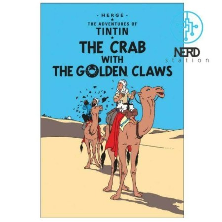 خرید کتاب خرچنگ پنجه طلایی