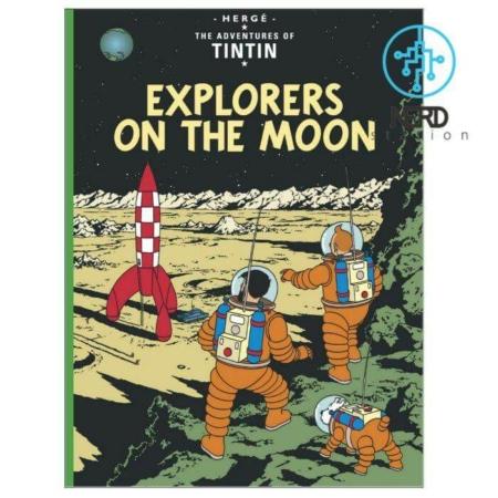 خرید کتاب روی ماه قدم گذاشتیم