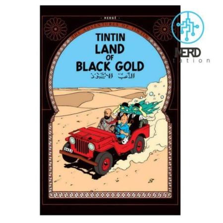 خرید کتاب سرزمین طلای سیاه