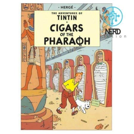 خرید کتاب سیگارهای فرعون