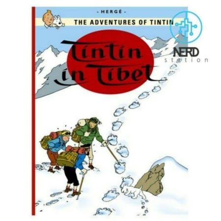 خرید کتاب ماجراهای تن تن در تبت